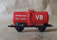 Jouef Wagon Transport de Marchandises Citerne VB SNCF  Train électrique