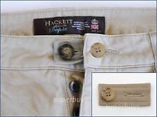 Khaki Expander & Button Pants Shorts Jeans Trouser Extension Enlarge Waist Size