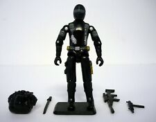 GI JOE SNAKE EYES Vintage Action Figure Commando Team COMPLETE C9+ v8 1997
