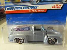 Hot Wheels '56 Ford Truck 1999 First Editions Genuine Ford Parts