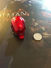 Hot Toys Batman Arkham Knight Red Capucha cabeza esculpida VGM28 Suelto Escala 1/6th