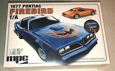 MPC 916m 1/25 1977 Pontiac Firebird T/a 2t Plastic Model Kit