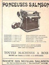 "BILLANCOURT (92) "" PONCEUSES SALMSON "" PIERRE-BENITE (69 TOUPIE ALLHEILIG "" 1932"
