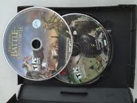 Star Wars. Empire At War PC Game 2 Windows CD-ROMs