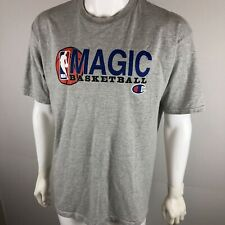 Champion NBA Magic Basketball Men Shirt Large