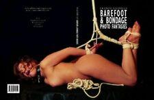 Franco Saudelli BAREFOOT & BONDAGE Photo Fantasies ed. Glittering