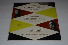 Liszt: Concerto No. 1 in E-Flat~Mendelssohn: Concerto No. 1 in G Minor