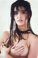 """Phoebe Cates 4""""x6"""" wet hands on breasts picture photo 4""""x6"""" busty portrait r"""