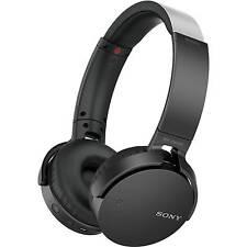 Sony MDRXB650BT BLUETOOTH Headphones BLACK New SEALED BOX MDR-XB650BT