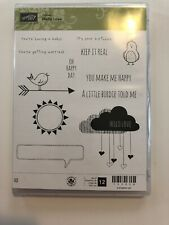 Stampin' Up  Stamps  -  Hello Love