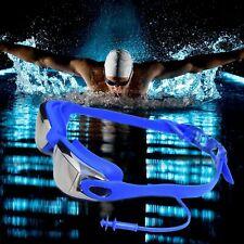 Swim Goggles - Unisex UV No Leaking Swim Glasses For Adult Men Women Youth Kids