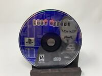Fear Effect DISC 2 Replacement SONY PLAYSTATION PS1