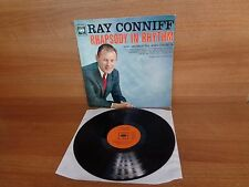 Ray Coniff : Rhapsody In Rhythm : Vinyl Album : CBS : BPG 62091