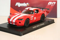 Slot car SCX Scalextric Flyslot 031201 Viper GTR Racing