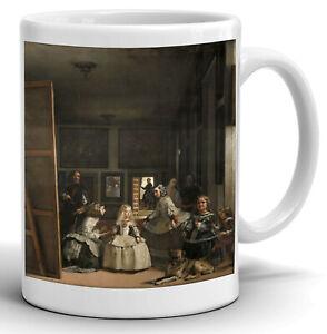 Diego Velázquez - Las Meninas 11 oz Ceramic High Quality Coffee Mug