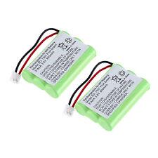 2pcs 800mAh 3.6V Ni-MH Cordless Home Phone Battery For Motorola SD-7500 SD-7501