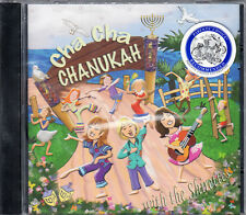Cha Cha Chanukah with The Shirettes -- CD NEW Factory Sealed -- OOP & HTF