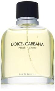 Dolce & Gabbana by Dolce & Gabbana for Men - 4.2 oz EDT Spray