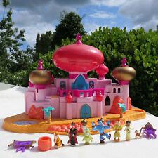 Mini Polly Pocket DISNEY Jasmine's Royal Palace Aladdin Schloss 100%
