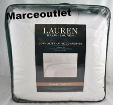 RALPH LAUREN Bronze Comfort KING Loft-Lite Down Alternative Comforter