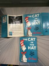 Vintage Cat In The Hat Book Dr. Suess