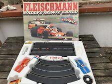 Autorennbahn Fleischmann Rallye Monte Carlo