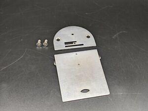 Original Singer Sewing Machine 15-91 Needle Throat Plate & Bobbin Plate 125336