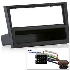 OPEL CORSA C Radioadapter Radioblende Radio Blende Einbau Rahmen Adapter schwarz