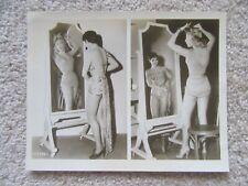 DOLORES GRAY/NEILE ADAMS ORIGINAL 1950's DLX BW PHOTO STILL EX