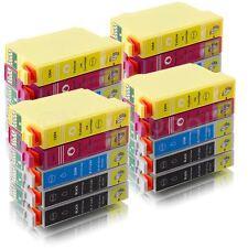 20 kompatible Druckerpatronen für Epson Stylus S22 SX125 SX130 SX420W SX420W BX3