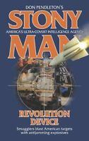 Revolution Device [Stony Man] by Pendleton, Don , Mass Market Paperback