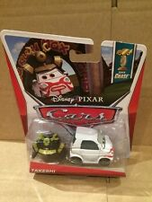 DISNEY CARS DIECAST - Takeshi - Super Chase - VHTF - Combined Postage