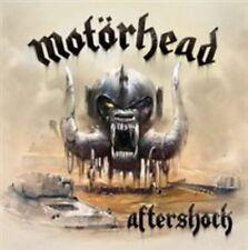 Motorhead CD DVD Aftershock UK Limited Edition Promo Info Sheet 2013