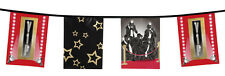 Hollywood Oscar Star Awards Celebrity Party Decoration VIP Flag Banner Bunting