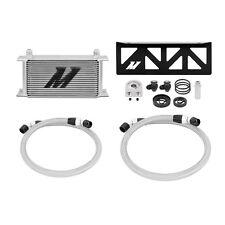 Mishimoto Oil Cooler Kit - Silver - fits Subaru BRZ / Toyota GT86 - 2013-