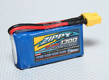 Zippy Flightmax 1300mAh 2S 7.4v 20C 30C Lipo Battery Pack XT60 Latrax SST Teton