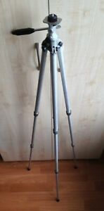 Soviet camera folding tripod USSR in stylish case with documents, not used