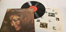 Vikki Carr ~ Vikki Carr's Love Story ~ Columbia Records ~ C 30662 ~ Vinyl Record