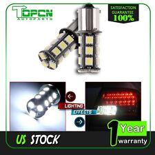 2X LED SMD 18 LED Bulbs Interior RV Camper  For Brake Light 1156 7506 1003 1141