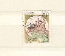 B9104  - ITALIA 1980 - CASTELLO S, PIERRE  N. 1526 - MAZZETTA DA 50 - VEDI FOTO