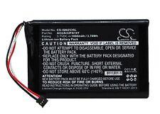 Battery For Garmin Nuvi 2597LMT, Nuvi 2599LMT 1000mAh / 3.70Wh