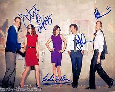 How I Met Your Mother Cast #1  8 x 10 Autograph Reprint Neil Patrick Harris +3