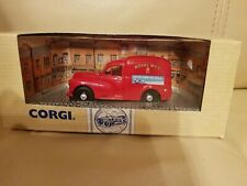 Corgi 96839 Morris 1000 Van - Royal Mail - Red - Approx 82 mm long - Boxed