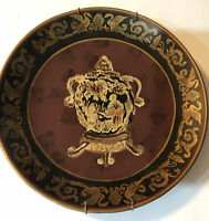 RAYMOND WAITES TOYO DECORATIVE  WALL PLATE