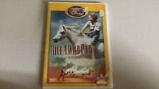DISNEYS RIDE A WILD PONY DVD 2007 MOVIE VIDEO FILM MICHAEL CRAIG JOHN MEILLON