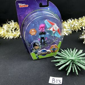 (NEW) Pipp, Miles From Tomorrowland, Mission Force One Figure Tomy Disney Jr