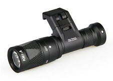 Tactical Flashlight IFM CAM Scout Weaponlight With Rigid Light Mount for rifle