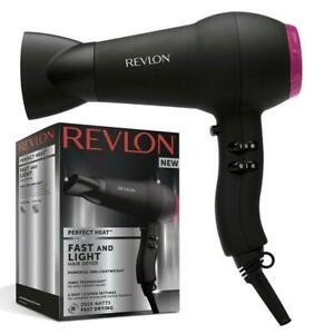 Revlon Harmony Professional Dry Style Compact Power Hairdryer 2000W - RVDR5823UK