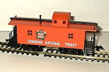 Ho Scale Trains Model Power Canadian National Wood Caboose