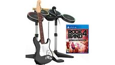 -/*BRAND NEW*- Rock Band 4 Band-in-a-Box Bundle (Sony PlayStation 4, 2015)